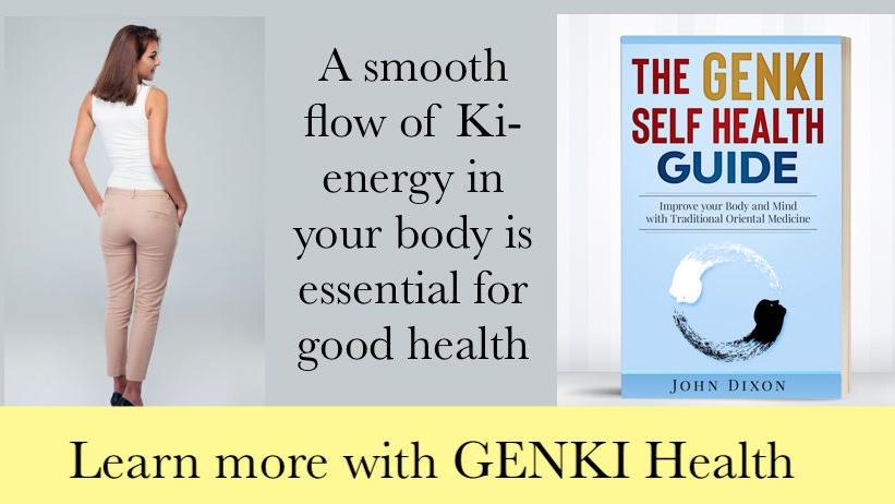 Genki Health Japanese promo
