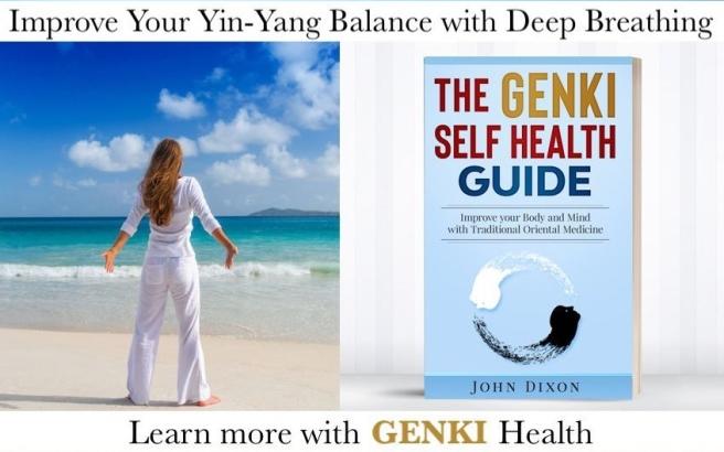 Genki Health Japanese Yin Yang Balance