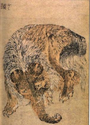 Baku Hokusai dream eater