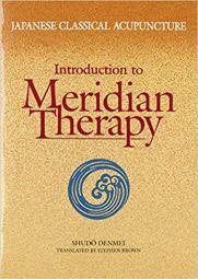 shudo denmei meridian therapy