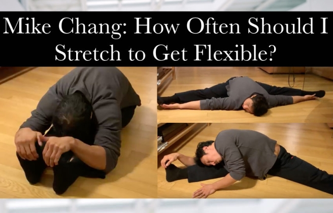 Mike Chang Stretching thumbnail