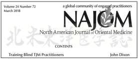 John Dixon Acupuncture testimonial 1