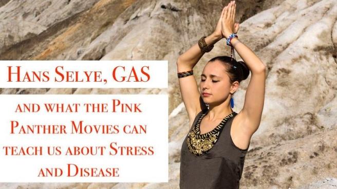 Hans selye GAS Stress