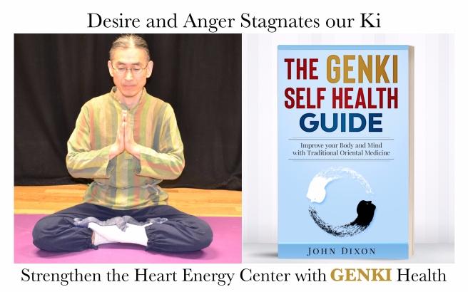 Genki health Japanese Meditation sitting