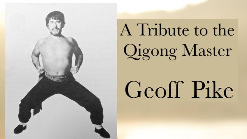 qigong master geoff pike