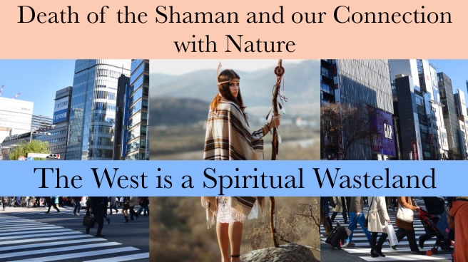 consumerism shaman