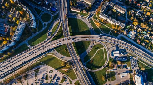 aerial-view-architecture-bridges, Aleksejs Bergmanis, via www pexels com