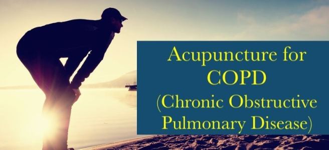 Acupuncture for COPD Chronic Obstructive Pulmonary Disease