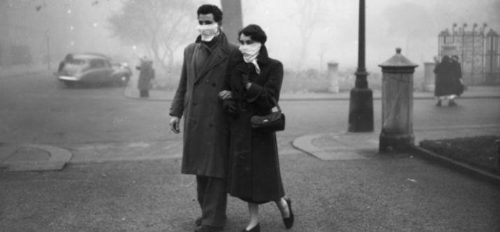 London's-Great-Smog-1952 - devastating isasters .com