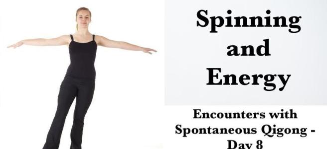 spinning qi spontaneous qigong
